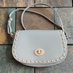 Urban Expressions Studded Vegan Leather Purse